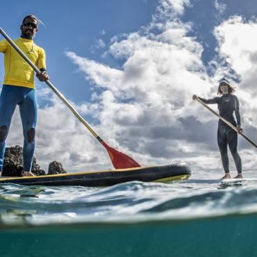 Aprende a hacer Surf, SUP o Yoga